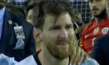 شوک به آرژانتین/ مسی خداحافظی کرد
