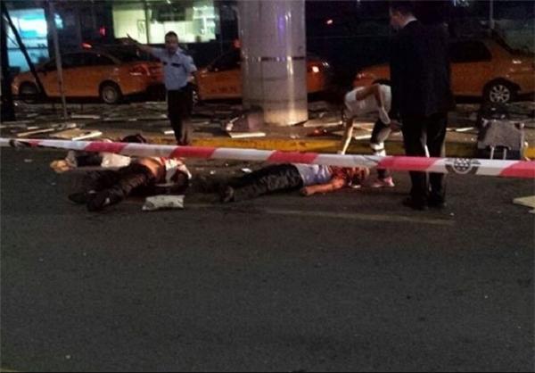 جدیدترین آمار کشته و زخمی های انفجار فرودگاه آتاتورک استانبول+تصاویر