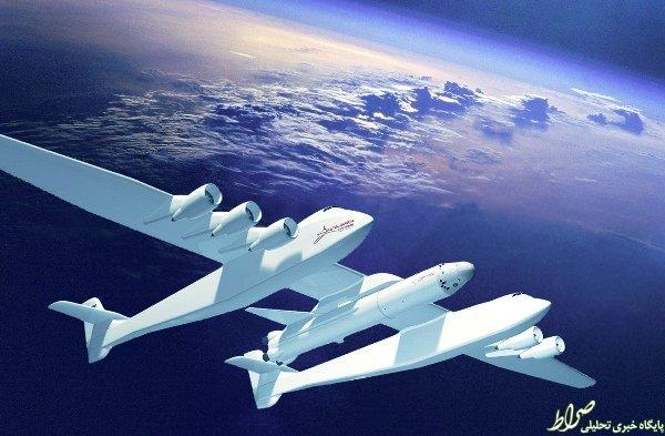 بزرگترین هواپیمای جهان درراه است+تصاویر