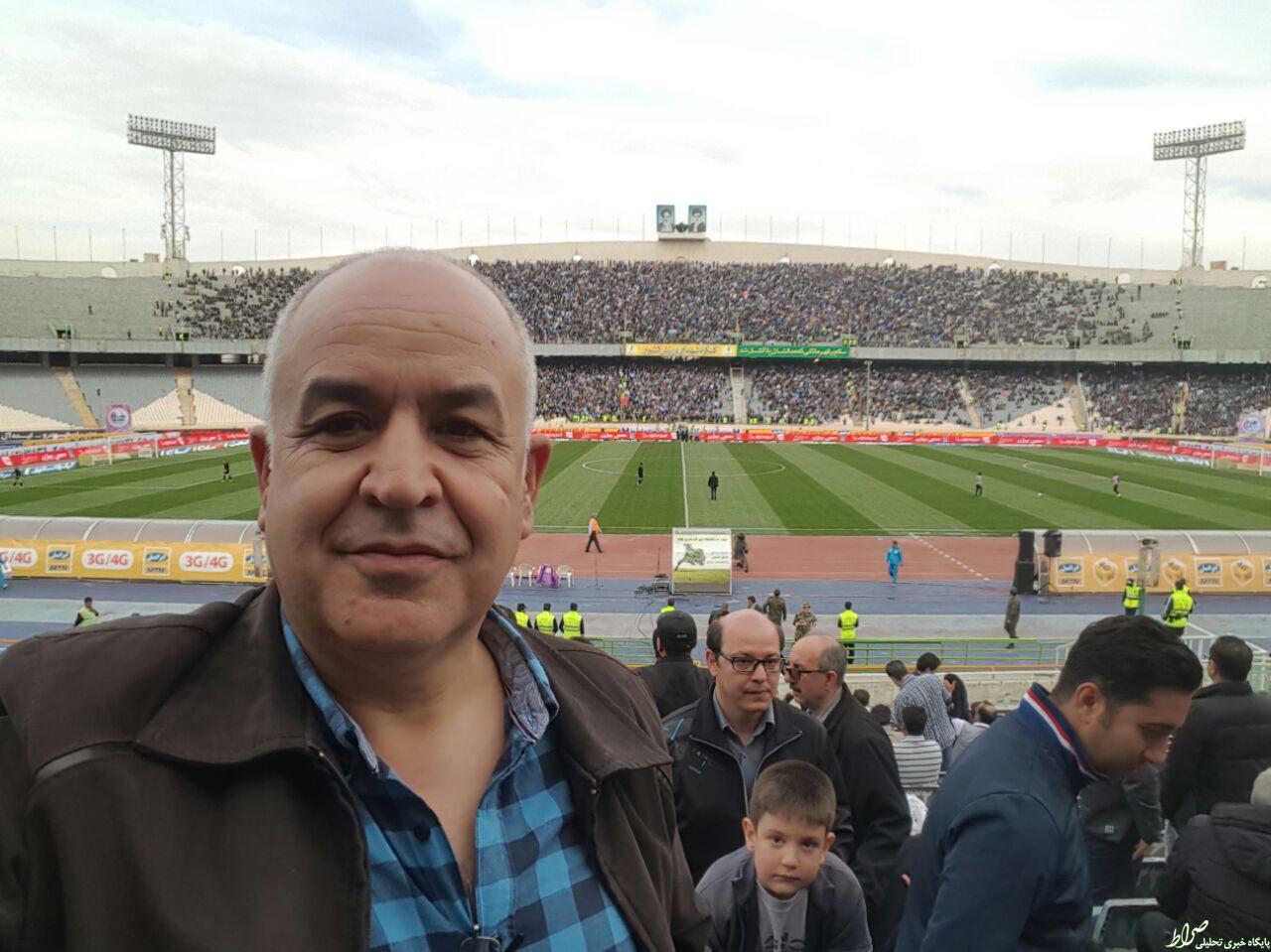 مدیربرنامههای طارمی و رضاییان +عکس