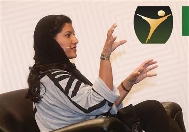 پوشش متفاوت زنان دربار و جامعه عربستان +تصاویر