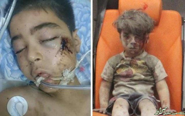 پسربچه معروف سوری درگذشت +عکس