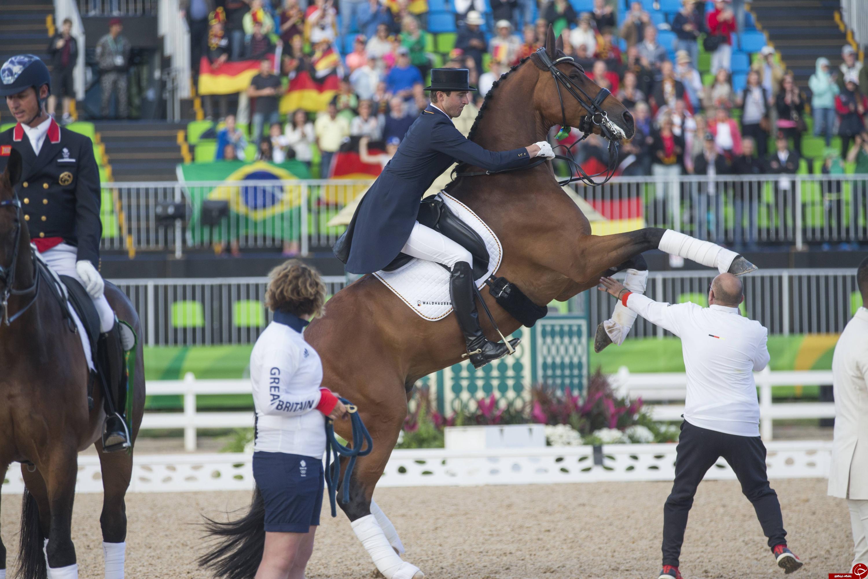 وحشتناکترین مصدومیتهای المپیک +تصاویر