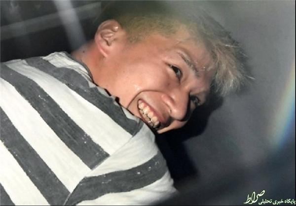 قاتل معلولان ژاپنی: راحتشان کردم +عکس