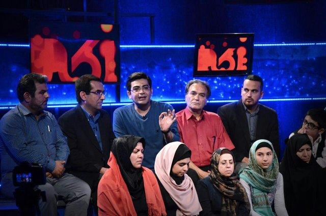رضا شفیعیجم از بیماریاش میگوید +عکس