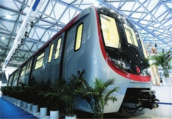 اولین متروی بدون راننده در چین +عکس