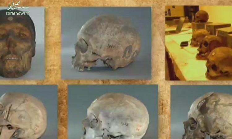 جنایاتی شبیه داعش در موزه فرانسه!+تصاویر