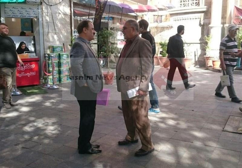 علت حضور روشن در دادسرا +عکس