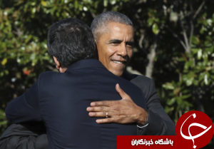 واپسین میزبانی اوباما در کاخ سفید +تصاویر