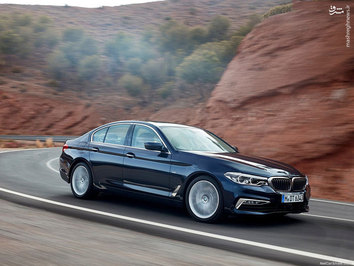 تصاویر/شاهکار جدید BMW رونمایی شد