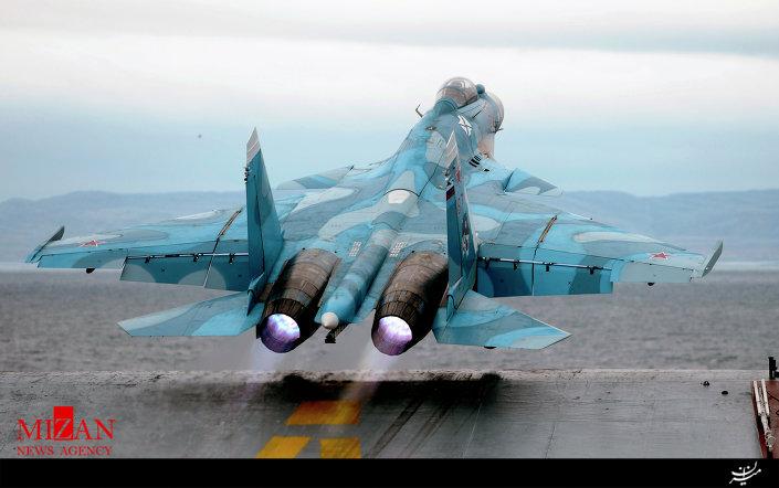 روسیه دریادار بزرگ را به جنگ داعش فرستاد+تصاویر