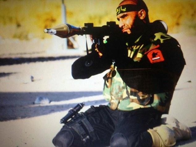 کابوس داعشی ها کیست؟+تصاویر
