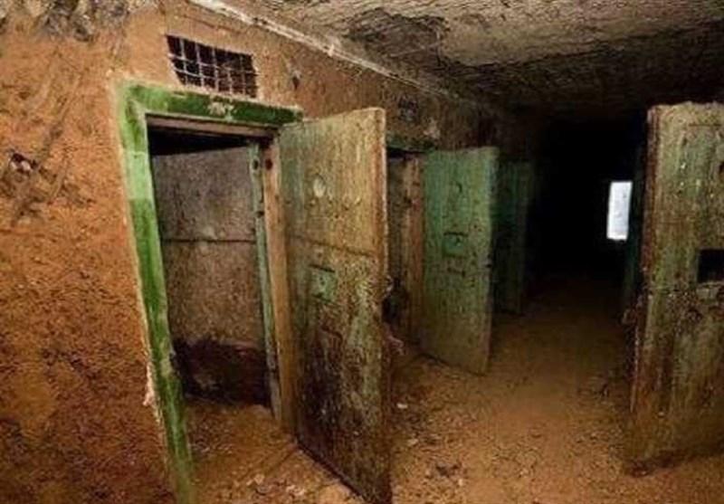 مخوفترین زندان داعش در نینوا +عکس