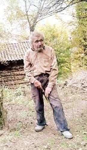 ۵۵سال غارنشینی بهخاطر عشق نگار+عکس