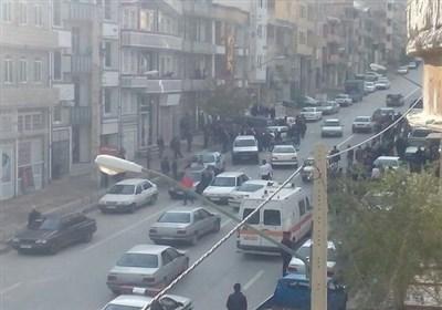 درگیری مسلحانه در ارومیه+عکس