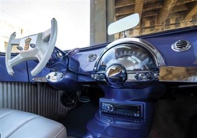 تصاویر/عجیبترین خودروی فورد