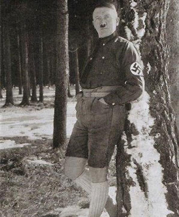 عکسی که هیتلر انتشار آن را ممنوع کرده بود