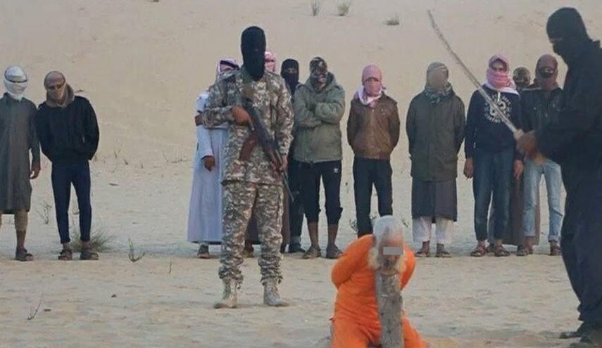 داعش شیخ صوفی 98 ساله را گردن زد +تصاویر