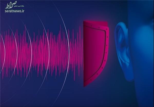 اتومبیل مجهز به سیستم حذف صدای تصادف