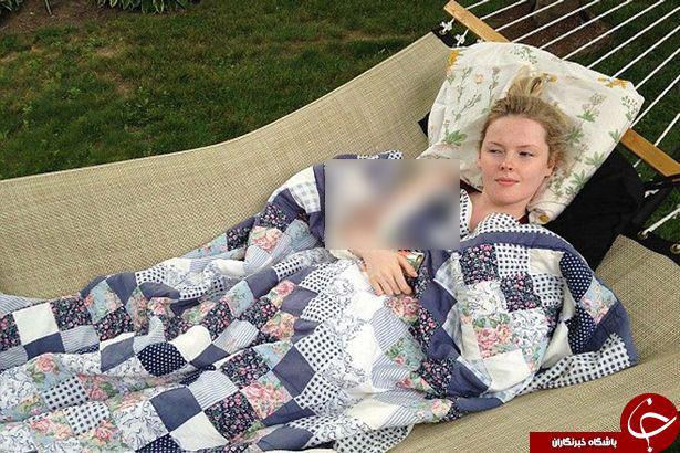 دختری که 6 ماه از سال را می خوابد , خواب عجیب دختر , بیماری نادر دختر انگلیسی , بس گودییا