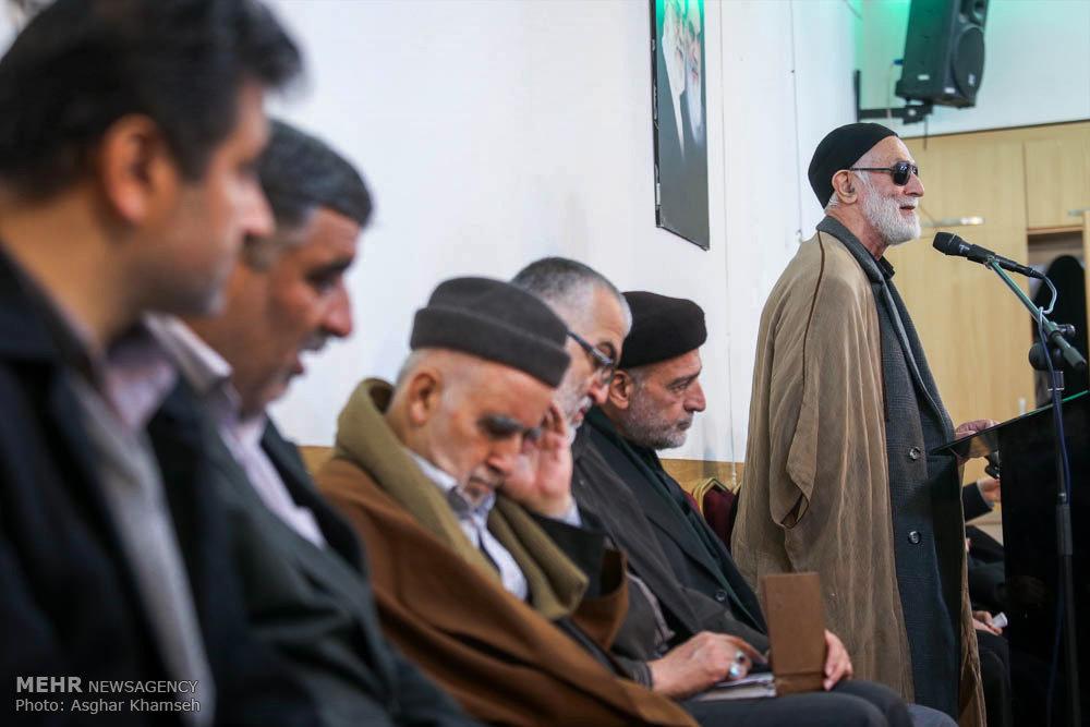ع چاق ایرانی تصاویر/ تجلیل از پیر غلامان اهل بیت (ع)