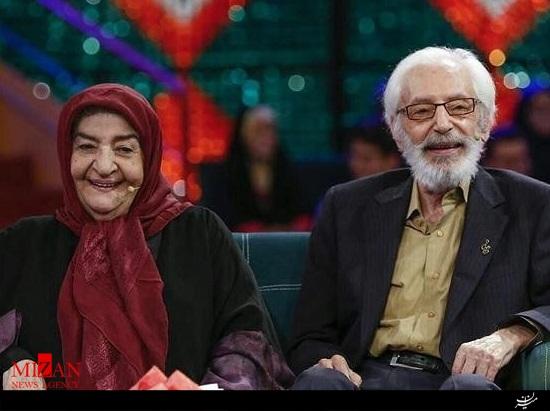 هدیه همسر آقای بازیگر در تولد 82 سالگی اش +عکس