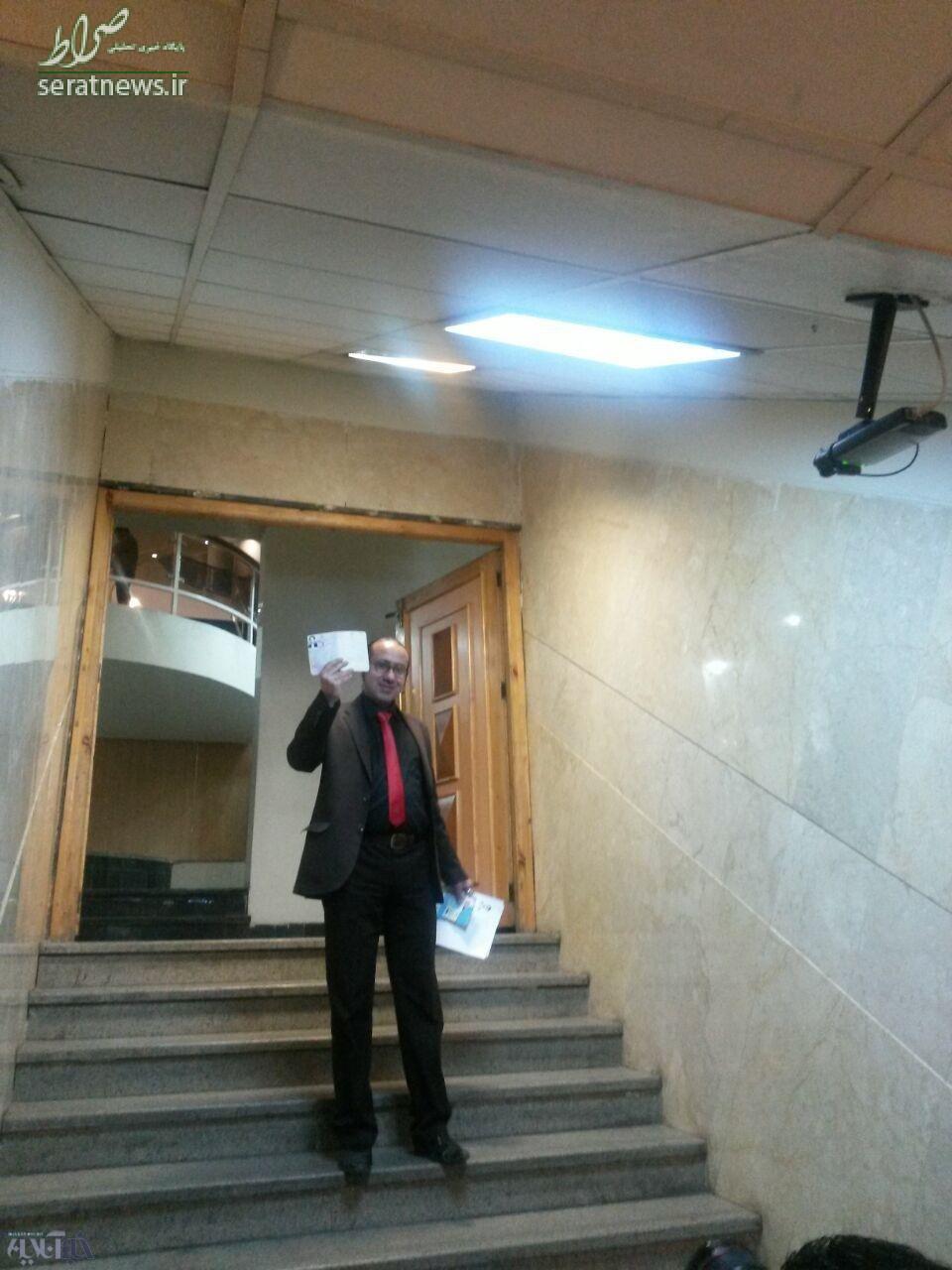 یک کاندیدا ادعای پیغمبری کرد/ آقای کراوتی برای برقراری آزادی آمد/ نامزدی متولد 68 +تصاویر