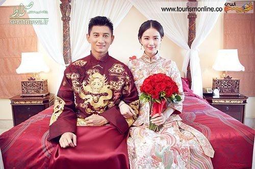 ازدواج 2 بازیگر معروف با یکدیگر+عکس
