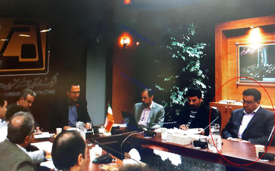 متهم نفتی - فتنه ای در متروی تهران چه می کند؟ + اعترافات و تصاویر