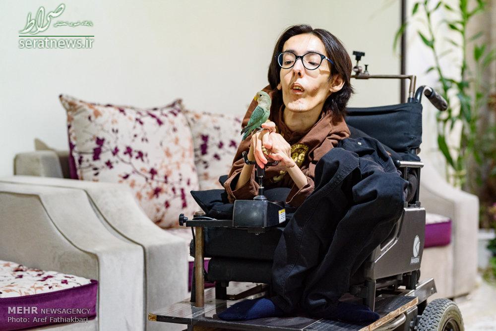 استارتاپی که زندگی معلولین را دگرگون میکند +تصاویر