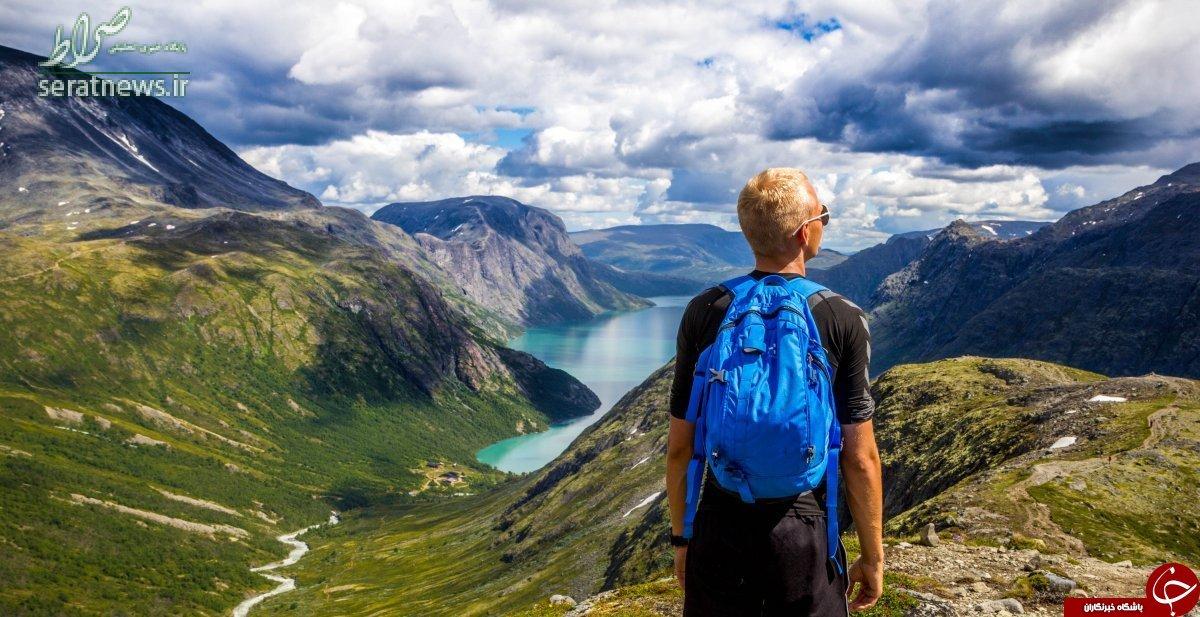 ۱۰ کشور برتر جهان برای زندگی+ تصاویر