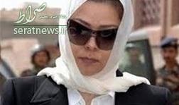 جنجال جدید دختر صدام! +عکس