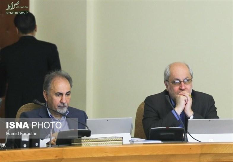 در حاشیه های استعفا ،انتصاب تامل برانگیز شهردار تهران