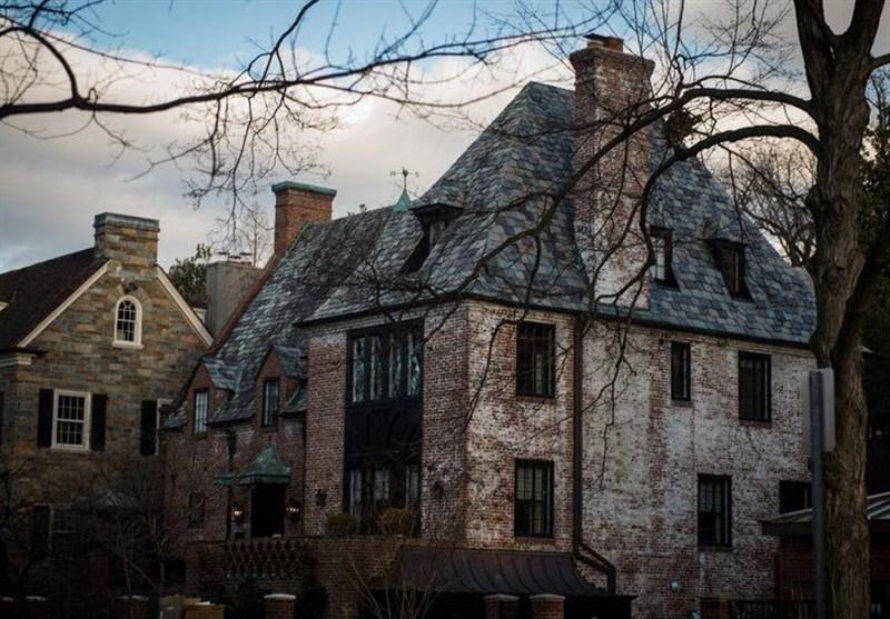 اوباما خانهای ۸ میلیون دلاری در واشنگتن خرید +عکس