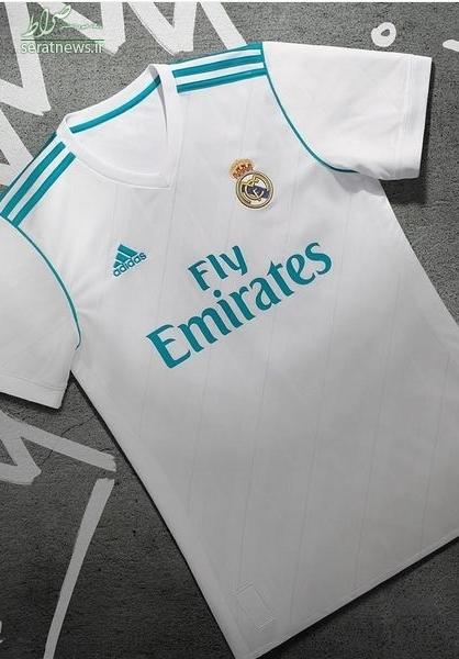 u;s/ پیراهن جدید رئال مادرید