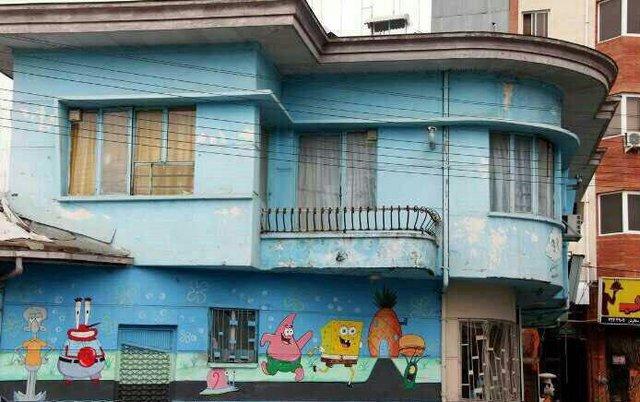 خانه پدری هوشنگ ابتهاج در خطر تخریب +عکس