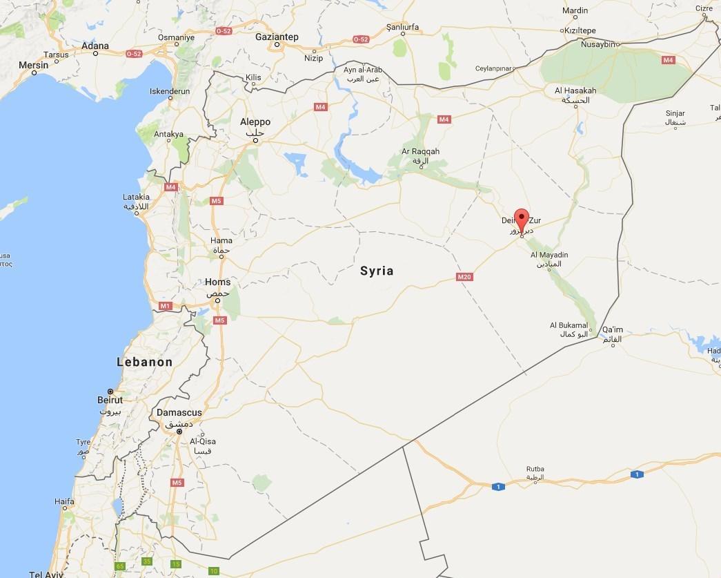 چرا سپاه «دیرالزور» سوریه را برای حمله انتخاب کرد؟