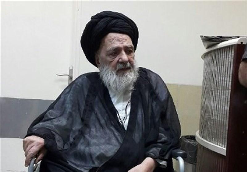 آیت الله سید صادق فقیه سبزواری درگذشت +عکس