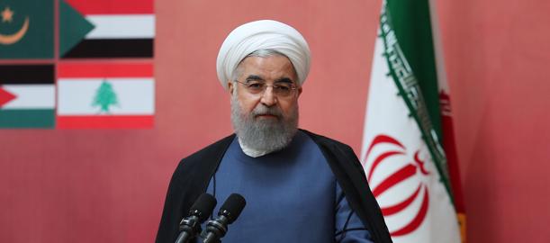 آیا الگوی ایده شیخ حسن، اتحادیه اروپاست؟/ آقای روحانی! کشور ضعیف نمیتواند منطقه قوی ایجاد کند