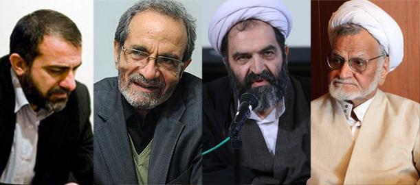 حمله به مراجع تقلید و حوزه های علمیه و باز کردن دوباره پرونده تشکیک در انتخابات ۸۸