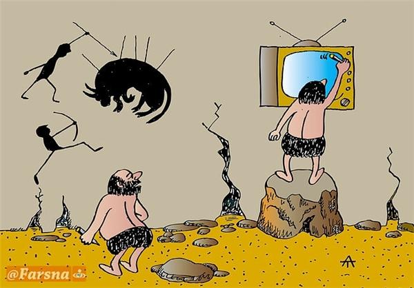 یک ایرانی نفر اول جشنواره کارتون ایتالیا شد+تصاویر