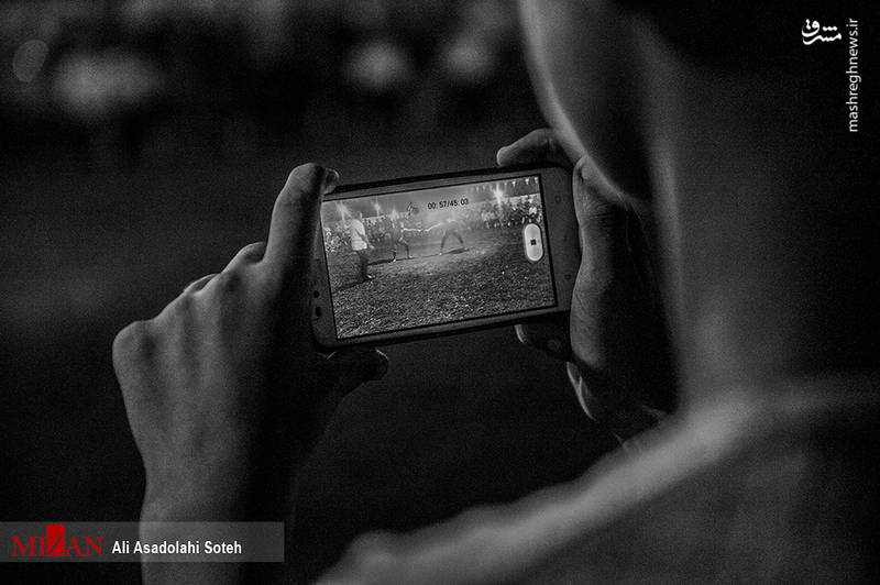 عکس/ ورزش محبوب گیلانیها