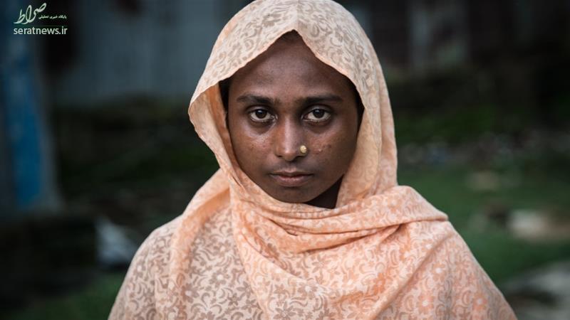 داستان غمانگیز یک مسلمان روهینگیایی +تصاویر