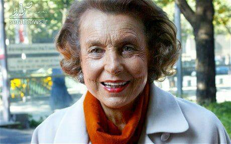 ثروتمندترین زن جهان درگذشت +تصاویر