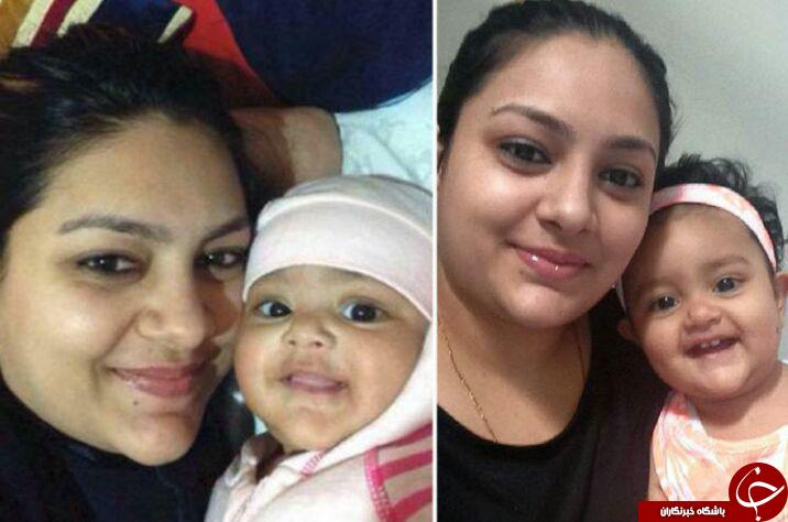 بهانه عجیب مادر برای کشتن دختر 15 ماههاش +تصاویر