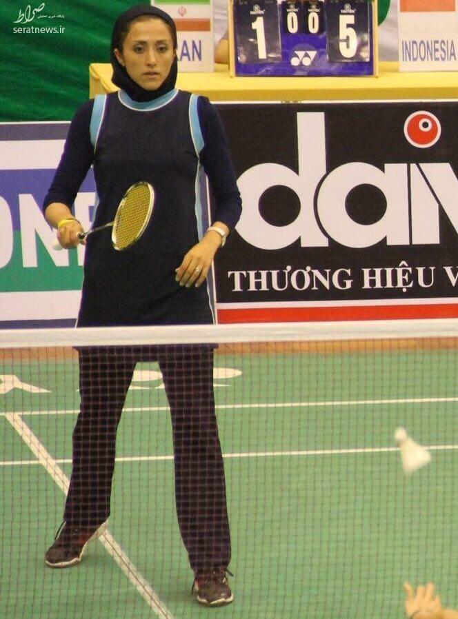خانم معلمی که تا مرز المپیک رفت +تصاویر