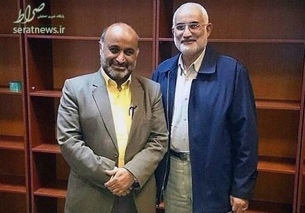 میلیاردری که شهید مدافع حرم شد +تصاویر