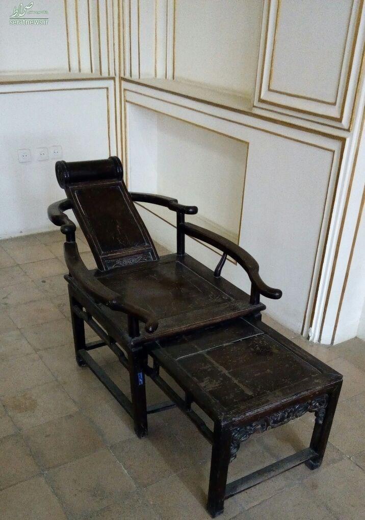 صندلیهای راحتی که ایرانیها ۱۰۰ سال قبل استفاده میکردند + تصاویر