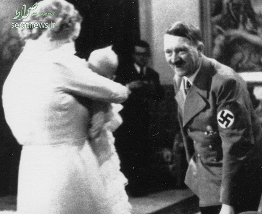 عکسهای دیده نشده از هیتلر در آلبوم فرمانده نیروی هوایی آلمان +تصاویر