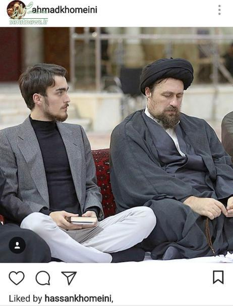 زندگی لاکچری پسر حسن خمینی +تصاویر